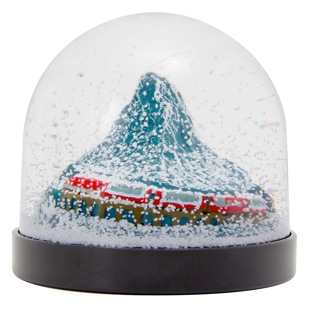 Boule neige glacier express glacier e shop - Boule a neige collectionneur ...